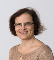 Sozialdiakonin Christina Maria Falke