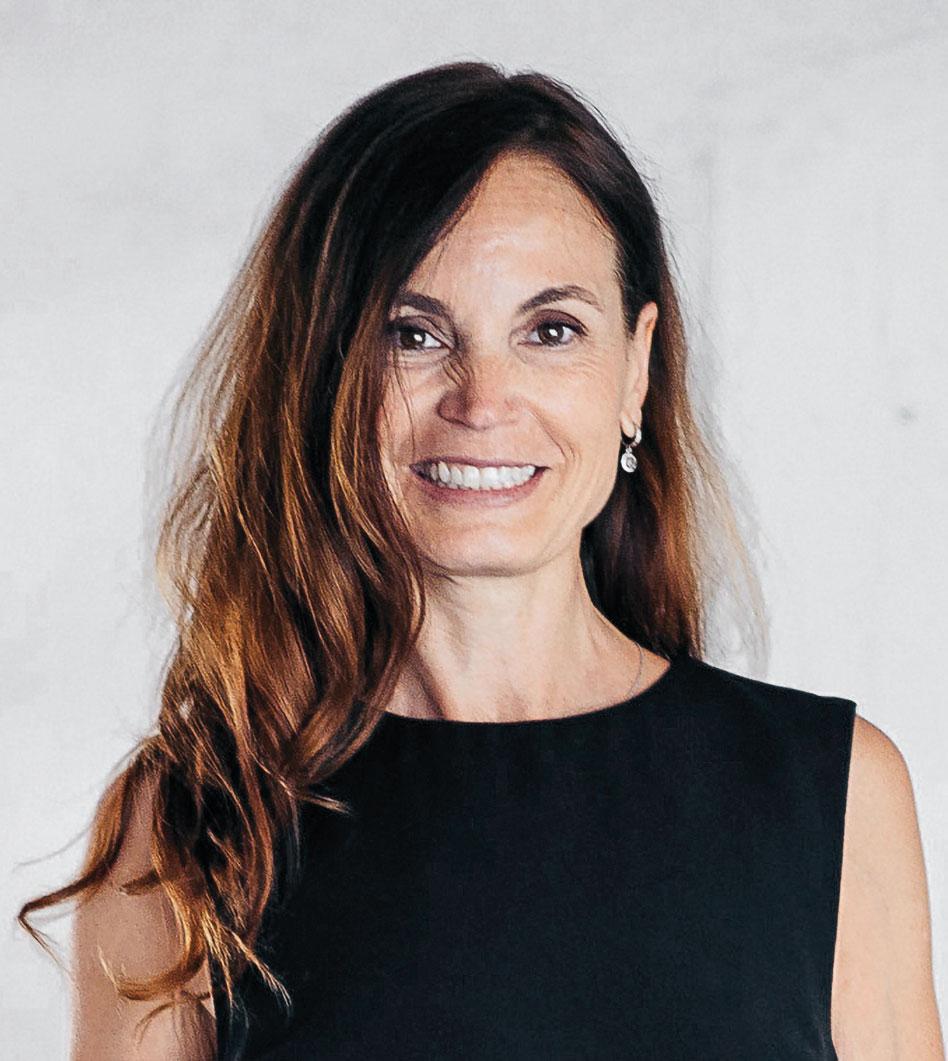 Sozialdiakonin Eva Kesper