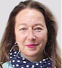 Pfarrerin Sara Amanda Kocher