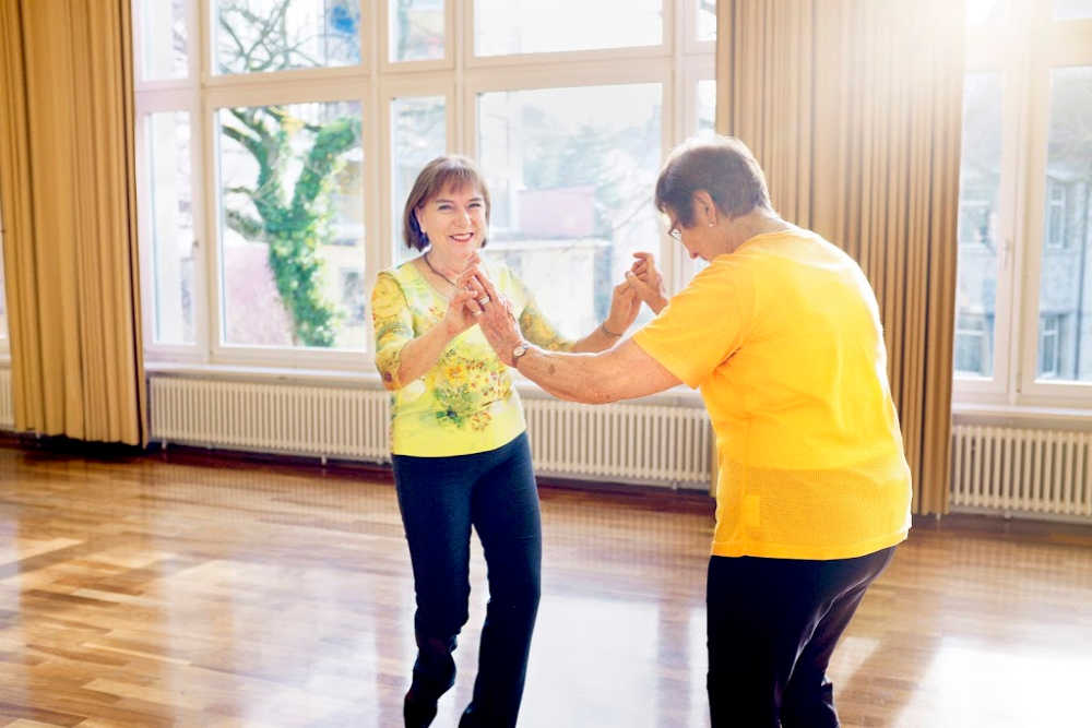 Foto aus dem Tanzkurs Everdance
