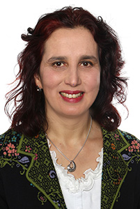 Pfarrerin Galina Angelova