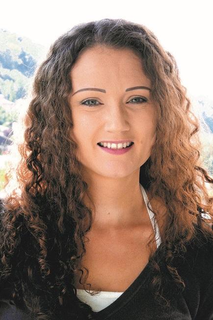 Sozialdiakonin Corina Winter